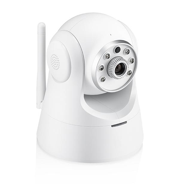 Pan + Tilt Camera