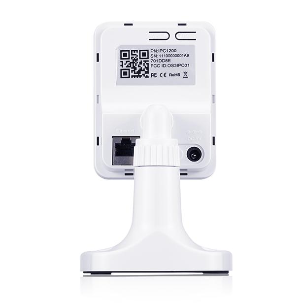 IP camera - back
