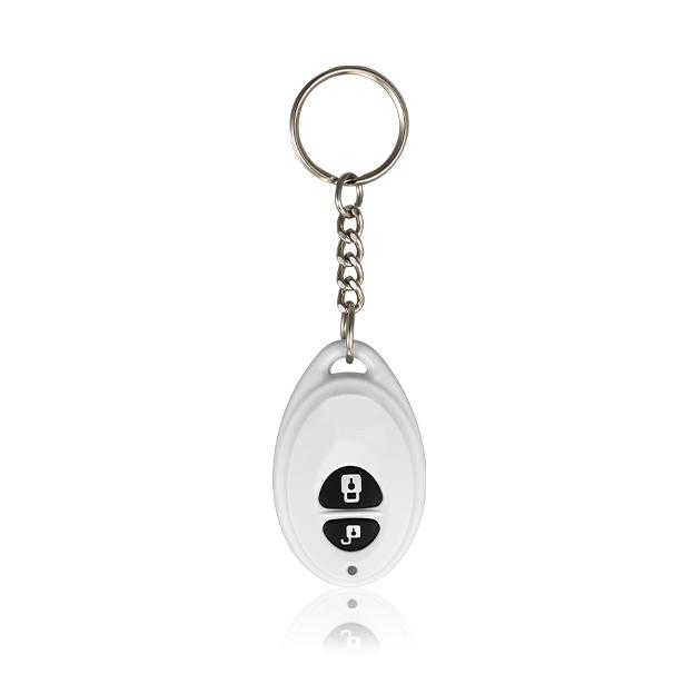 Keychain Remote Arm Disarm Panic