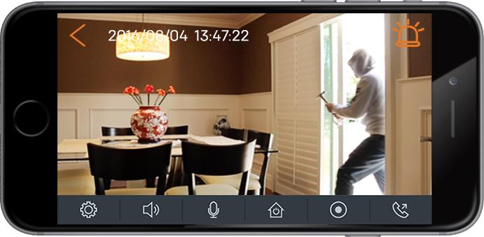 Home8 app