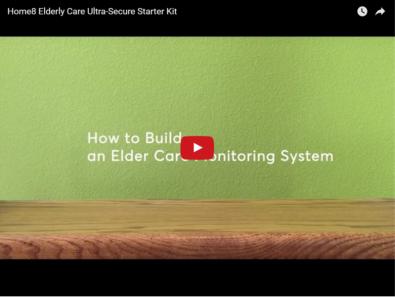 Home8 Elder Care Starter Kit video