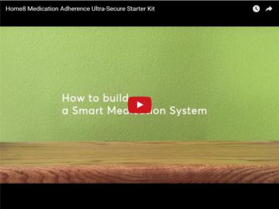 Home8 Medication Adherence Starter Kit video