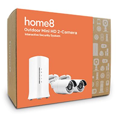 outdoor Mini hd 2-camera