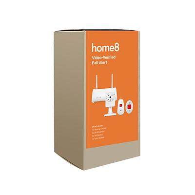 home8 video verified fall alert