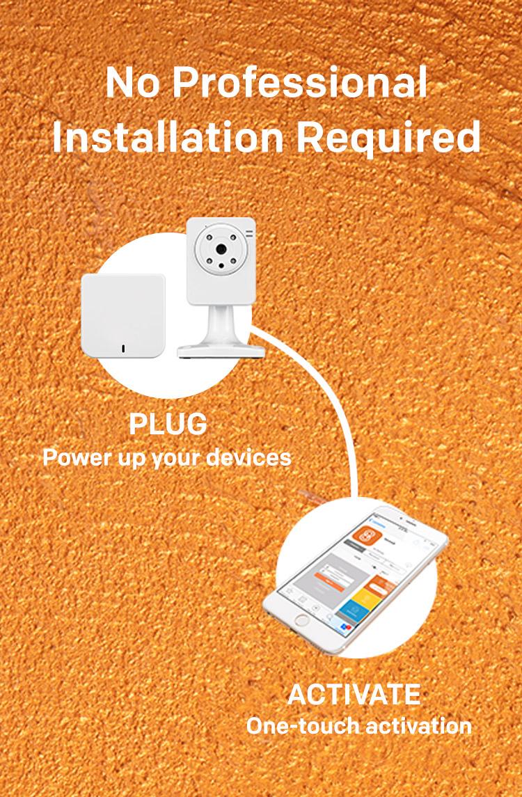 best diy alarm system no professional installation required